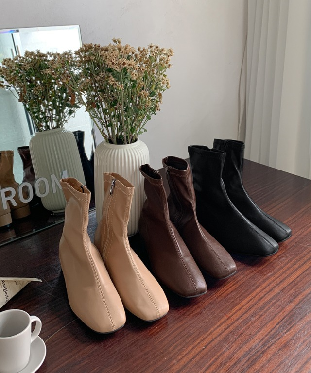 Unique Ankle Boots